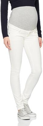 Mama Licious Mamalicious Women's Mlsigga Slim Plain Jeans A. Maternity Trousers