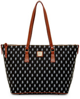 Dooney & Bourke MLB Zip Top Shopper
