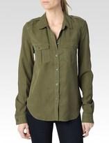 Paige Amita Shirt - Desert Olive
