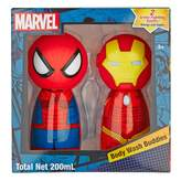 Disney Marvel Avengers Body Wash Buddies Spiderman & Ironman 2 pack