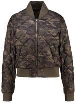 Canadian Classics GLACE Bomber Jacket khaki