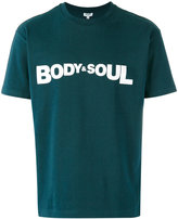 Kenzo body and soul T-shirt - men - Cotton - XL