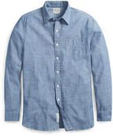 Ralph Lauren Slim Fit Cotton Chambray Shirt