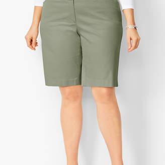 Talbots Perfect Shorts - Bermuda Length - Solid