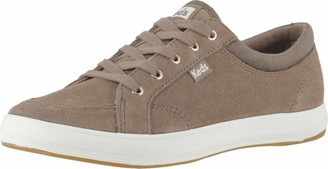 Keds Women's Center Suede Mix Fashion Sneakers