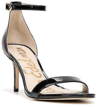 Sam Edelman Patti Heeled Dress Sandals Women Shoes