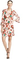 Draper James Amaryllis Floral Dress