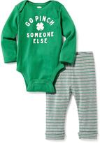 Old Navy 2-Piece Bodysuit & Pants Set for Baby