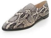 Loeffler Randall Rosa Strapped Loafer