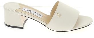 Jimmy Choo Minea 45 Sandals