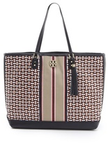 Tory burch Vintage Logo East / West Tote
