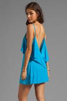 Blue Life Bachelorette Dress
