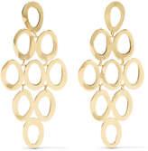 Ippolita Glamazon Cascade 18-karat Gold Earrings - one size