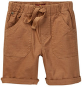 7 For All Mankind Athletic Woven Short (Little Boys)