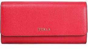 Furla Babylon Textured-leather Continental Wallet