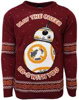 Star Wars Official BB-8 Christmas Jumper / Ugly Sweater - (UK L/US M)