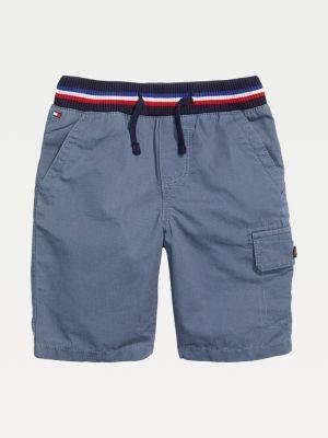 Tommy Hilfiger Adaptive Signature Waistband Pure Cotton Shorts