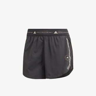 adidas by Stella McCartney Logo Waistband Running Shorts