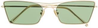 RetroSuperFuture Meta oversized sunglasses