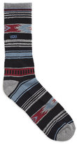 Vans Canyon Stripe Crew Sock 1 Pack