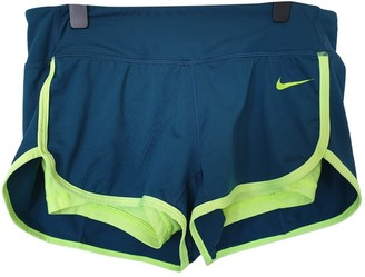 adidas Green Shorts for Women