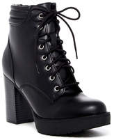Madden-Girl Joltz Platform Lug Boot