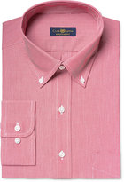 Club Room Estate Men's Classic-Fit Wrinkle Resistant Americana Stripe Dress Shirt, Only at Macy's