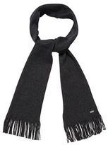 J By Jasper Conran Grey Italian Merino Wool Scarf