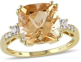 Rina Limor Fine Jewelry 10K Gold 0.02 Ct. Tw. Diamond Ring