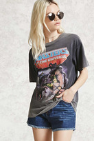Forever 21 FOREVER 21+ Masters Of The Universe Tee