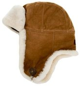 UGG Suede Trapper Hat