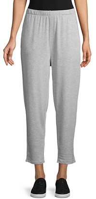 Eileen Fisher Heathered Ankle Pants