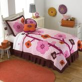 Pem America Flowers for Hanna Quilt Set - Twin