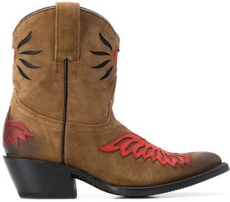 Ash Pablit cowboy boots