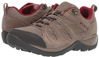 Columbia Redmondtm V2 Waterproof (Pebble/Beet) Women's Shoes