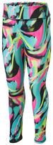 adidas Girls 2-6x Climalite Printed Leggings