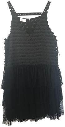 Giamba Black Lace Dress for Women