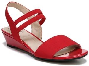 LifeStride Yolo Ankle Strap Sandals Women's Shoes
