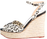Charlotte Olympia Melody Espadrille Wedges