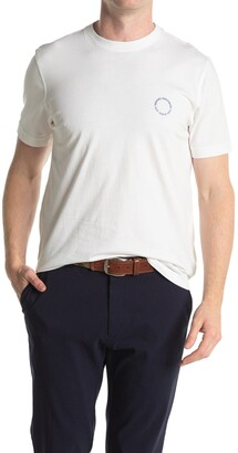 Brooks Brothers Short Sleeve Crew Neck T-Shirt