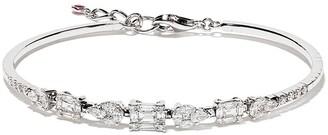Yoko London 18kt white gold Starlight diamond bracelet