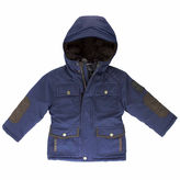 Asstd National Brand Boys Heavyweight Parka-Toddler