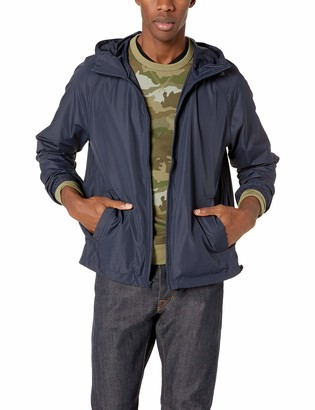 J.Crew Mercantile Men's Packable Rain Jacket