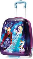 """Disney Frozen 18"""" Hardside Rolling Suitcase by American Tourister"""
