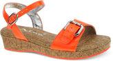 Nina Shoes, Girls or Little Girls Yuki Wedge Sandals