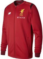 New Balance Liverpool FC Mens Elite Training Walk Out Jacket