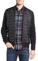 Barbour Men's International Baffle Zip Jacket