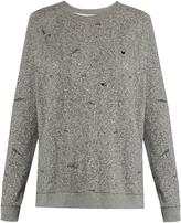The Upside Lahaina embroidered-motif sweatshirt