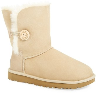 UGG Bailey Button II Genuine Sheepskin Boot
