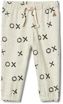 Gap Printed jersey pants